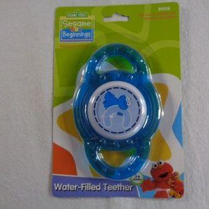 Cookie Monster Sesame Street Water Filled Teether